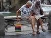 Dove si va? In sosta a Piazza Navona (Roma)