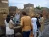 Con i turisti
