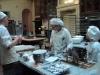Il laboratorio di pasticceria