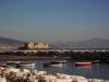 Lungomare d'autunno: Napoli