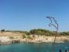 Porto Badisco (Otranto, LE) - La scogliera