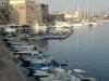 Gallipoli (LE), Riviera Diaz: barche e bastioni