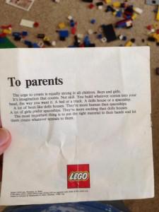 istruz LEGO